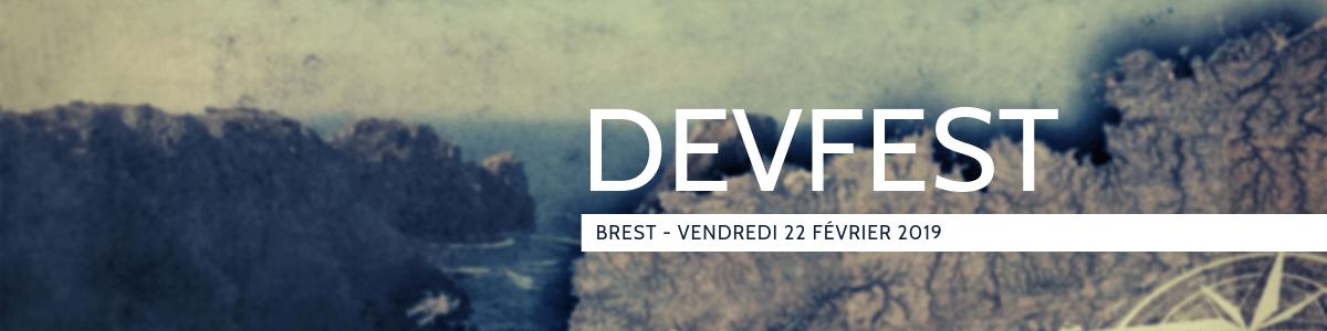 Devfest Brest 2019