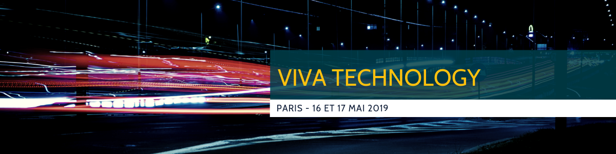 Viva Tech Paris 2019