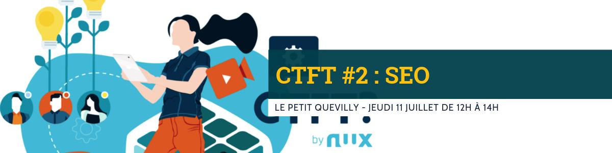 CTFT 2 : SEO