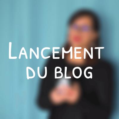 Lancement blog laurie dupuis